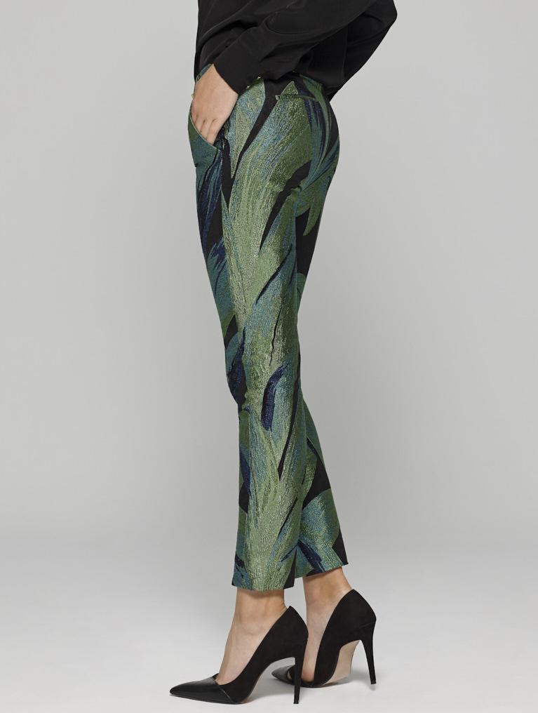 Pantalón jacquard - Pantalón Kate