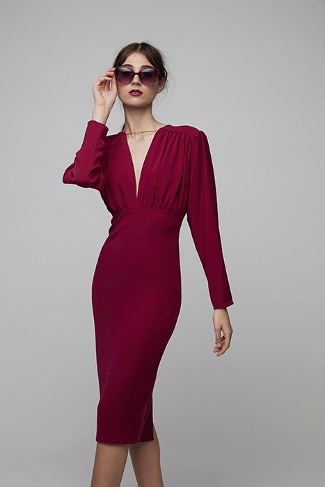 Vestido de tubo – Vestido Adela