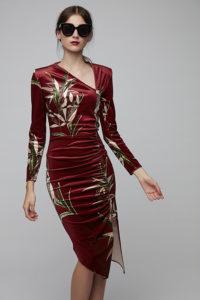 Vestido de terciopelo – Vestido Nerea