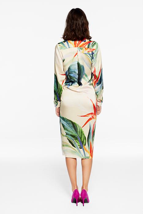 Vestido ablusado – Vestido Lucrecia
