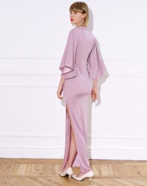 Vestido Lauren LOLALI rosa