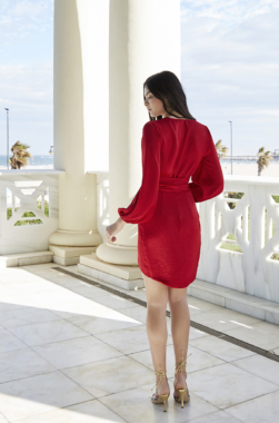 Vestido Gilda Lola Li Primavera Verano 2021