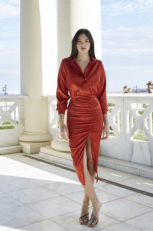 Vestido Julieta Lola Li Primavera Verano 2021